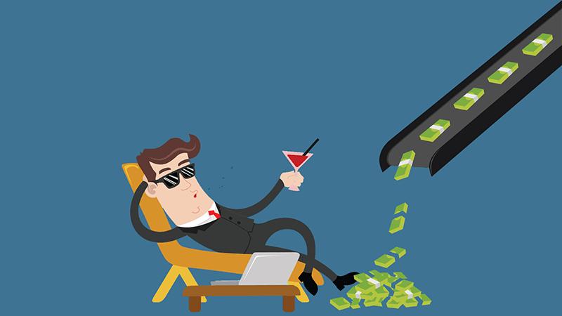 Источники пассивного и условно-пассивного дохода